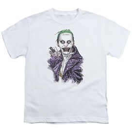 Suicide Squad Blade Short Sleeve Youth T-Shirt