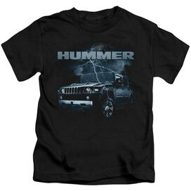 Hummer Stormy Ride Short Sleeve Juvenile T-Shirt