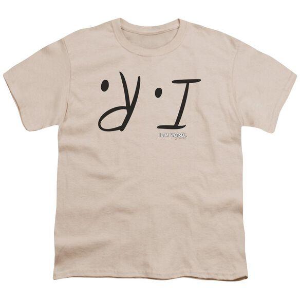 I Am Weasel I R Short Sleeve Youth T-Shirt