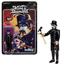 King Diamond Modern Top Hat ReAction Figure