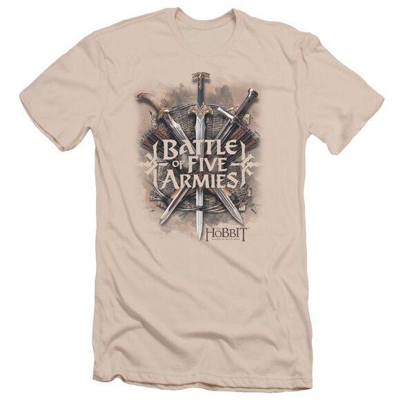 Hobbit Battle Of Armies Short Sleeve Adult T-Shirt