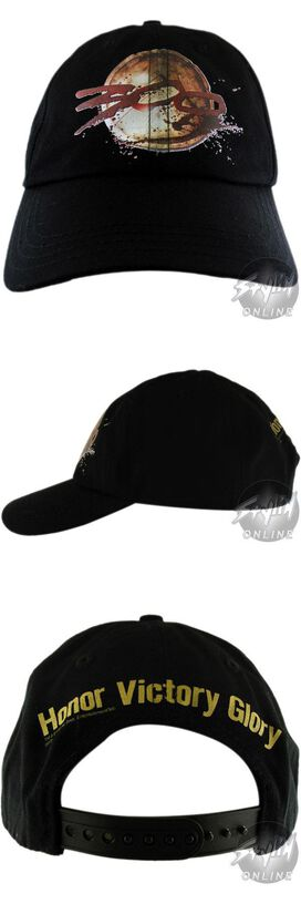 300 Shield Logo Hat