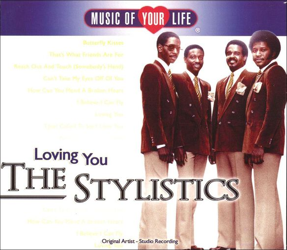 Moyl:The Stylistics L0904