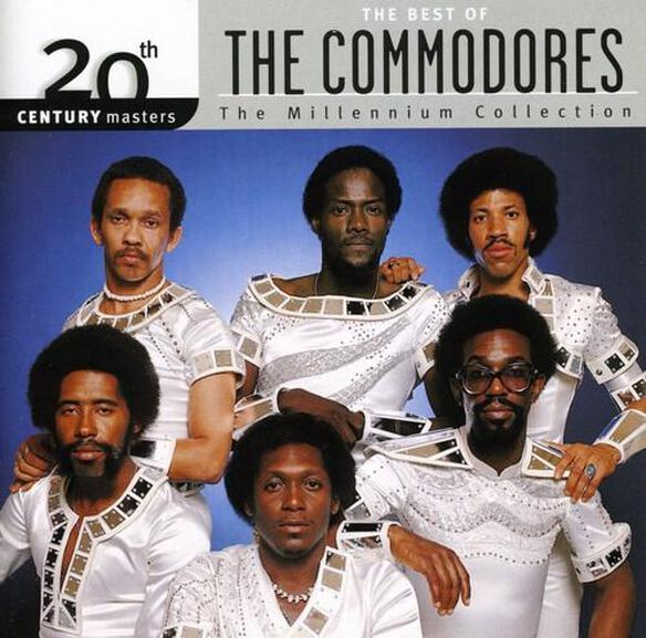 Commodores - Millennium Collection: 20th Century Masters