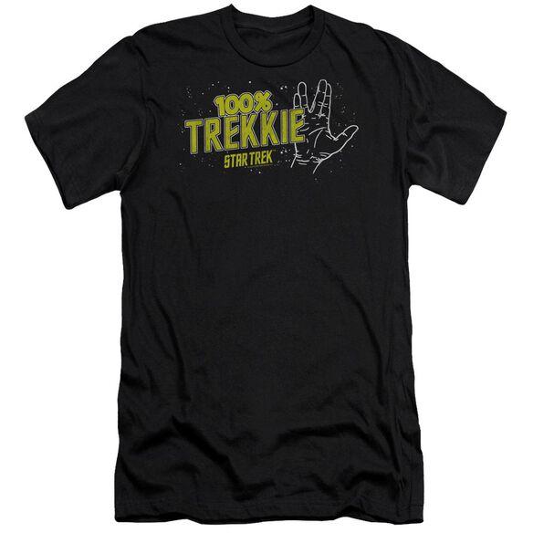Star Trek Trekkie Short Sleeve Adult T-Shirt