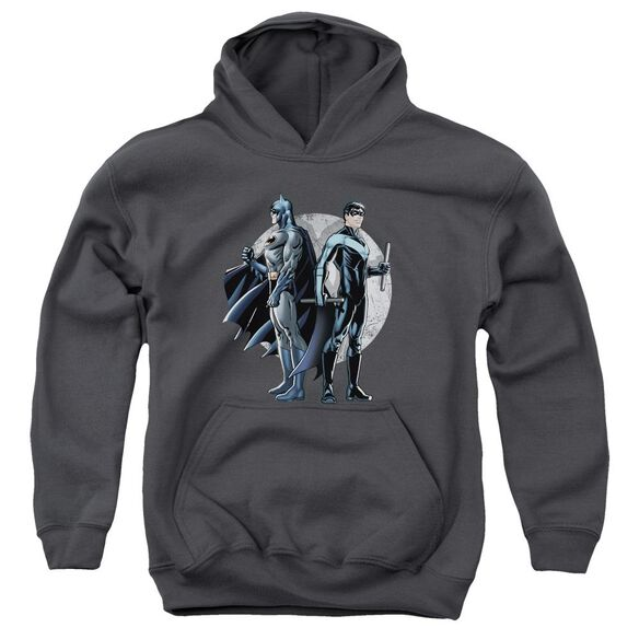 Batman Spotlight Youth Pull Over Hoodie