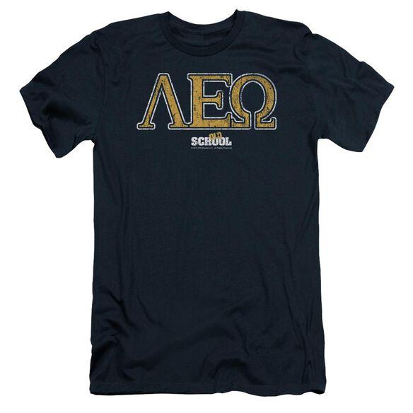 Old School Leo Short Sleeve Adult T-Shirt