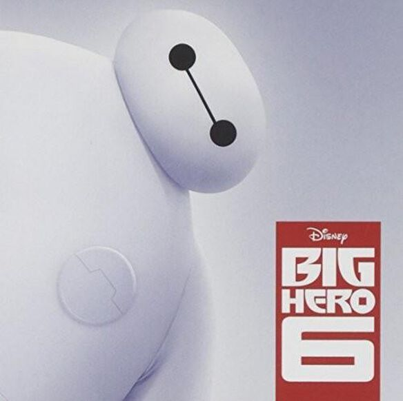 Big Hero 6 / O.S.T. (Ltd)