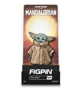Star Wars - The Mandalorian Child FiGPiN