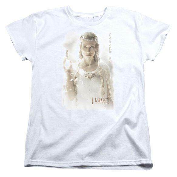 Hobbit Galadriel Short Sleeve Womens Tee T-Shirt
