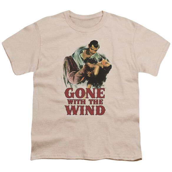Gone With The Wind My Hero Short Sleeve Youth T-Shirt