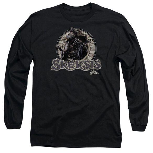 Dark Crystal Skeksis Long Sleeve Adult T-Shirt