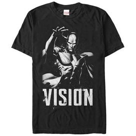 Vision Splat Name T-Shirt