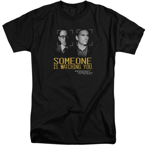 Person Of Interest Someone Short Sleeve Adult Tall T-Shirt