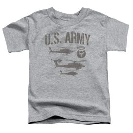 Army Airborne Short Sleeve Toddler Tee Athletic Heather Sm T-Shirt