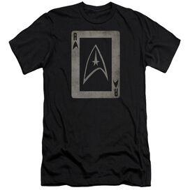 Star Trek Tos Ace-premuim Canvas Adult Slim
