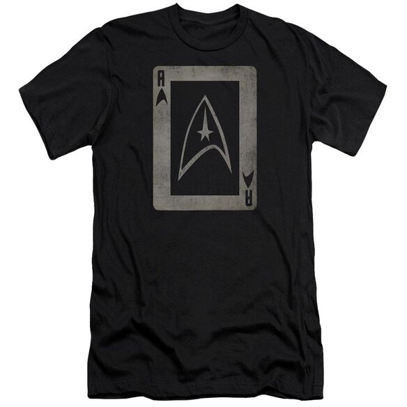 Star Trek Tos Ace Premuim Canvas Adult Slim Fit