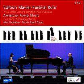 Dennis Davies/ Russell/ Maki Namekawa/ - American Piano Music