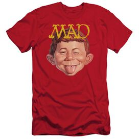 Mad Absolutely Mad Short Sleeve Adult T-Shirt