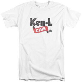 Ken L Ration Ken L Club Short Sleeve Adult Tall T-Shirt