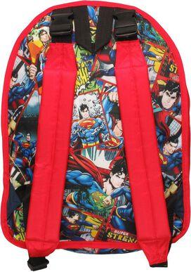 Superman Comic Reversible Backpack