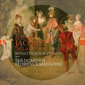 Jacquet De La Guerre/ Malgoire/ Dominos - Sonates Pour Violon
