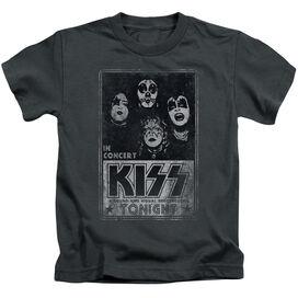 KISS LIVE-S/S T-Shirt