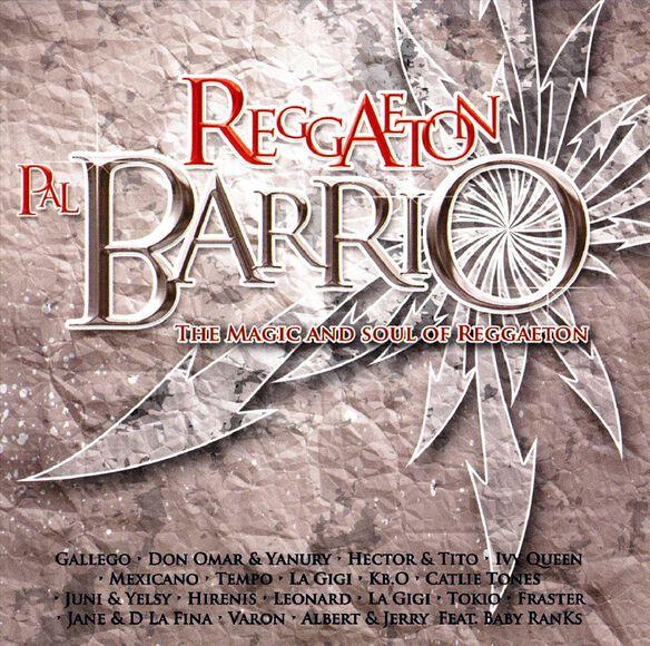 Reggaeton Pal Barrio 0206