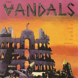 The Vandals - When In Rome Do As The Vandals - Splatter Vinyl