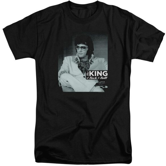 Elvis Good To Be Short Sleeve Adult Tall T-Shirt