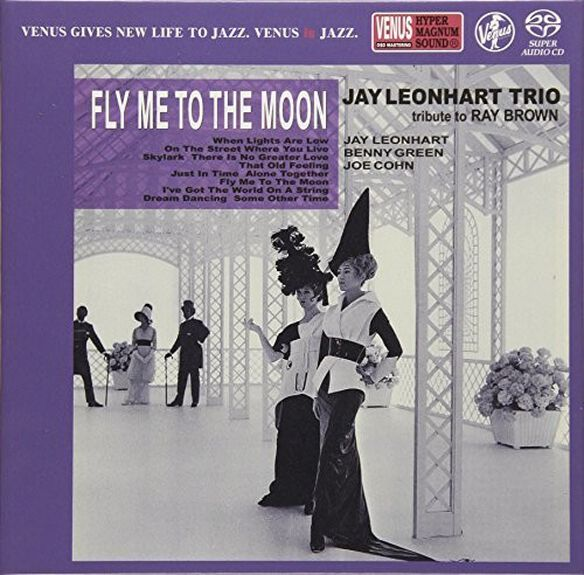 Jay Leonhart - Fly Me To The Moon