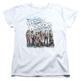 Warriors Amusement Short Sleeve Womens Tee T-Shirt