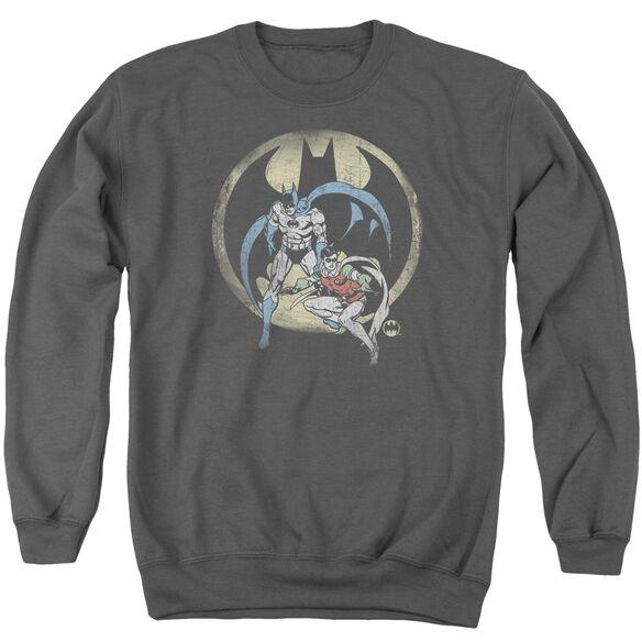 Dc Team Adult Crewneck Sweatshirt