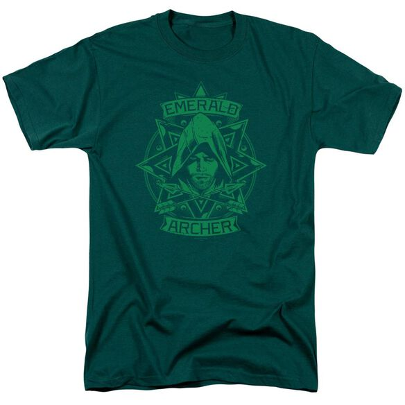 Arrow Archer Illustration Short Sleeve Adult Hunter T-Shirt