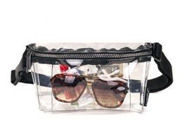 Crystal Clear Fanny Pack
