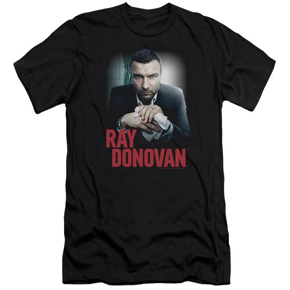 Ray Donovan Clean Hands Premuim Canvas Adult Slim Fit