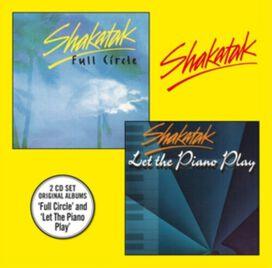 Shakatak - Full Circle + Let The Piano Play