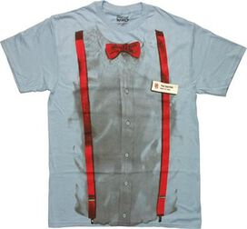 Doctor Who 11th Shop Costume T-Shirt