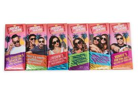 Jersey Shore Family Vacation Chocolate Bar [6 Pack]