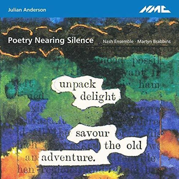 Anderson/ Nash Ensemble/ Brabbins - Poetry Nearing Silence