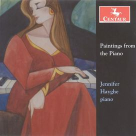 Jennifer Hayghe - Paintings from the Piano