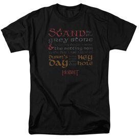 Hobbit Keyhole Short Sleeve Adult T-Shirt