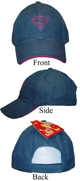 Supergirl Junior Hat