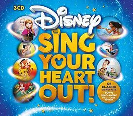 Various Artists - Disney: Sing Your Heart Out
