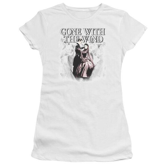 Gone With The Wind Dancers Premium Bella Junior Sheer Jersey