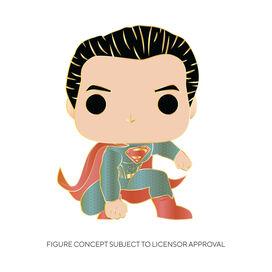 Funko Pop! Pin: DC Comics - Superman
