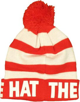 Dr Seuss Cat in the Hat Pom Beanie