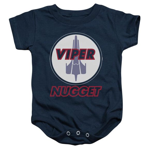 Bsg Nugget Infant Snapsuit Navy Xl