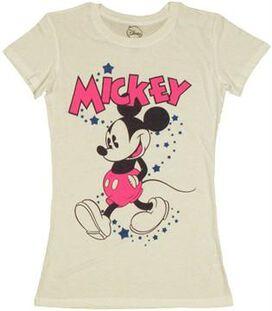 Disney Mickey Walk Baby Tee