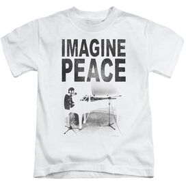 John Lennon Imagine Short Sleeve Juvenile T-Shirt